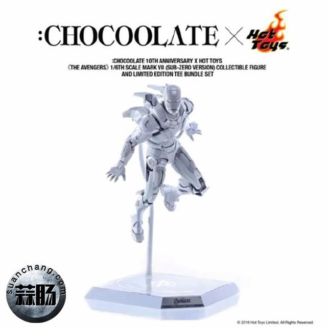 HOTTOYS合金MK6开始预定 巧克力限定白色mk7将要来袭 模玩 第8张