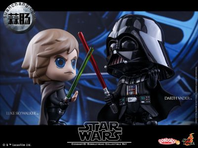Hot Toys COSBABY公仔新品——星战系列