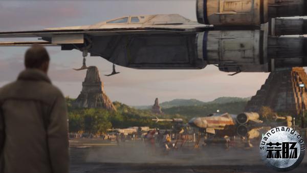 """《星球大战外传 侠盗一号》将使用新战机""""U-Wing"""" 动漫 第1张"""
