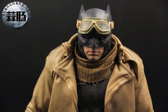 迷友分享——Hottoys 2016会场限定BVS-噩梦蝙蝠侠详细测评 动漫 第39张