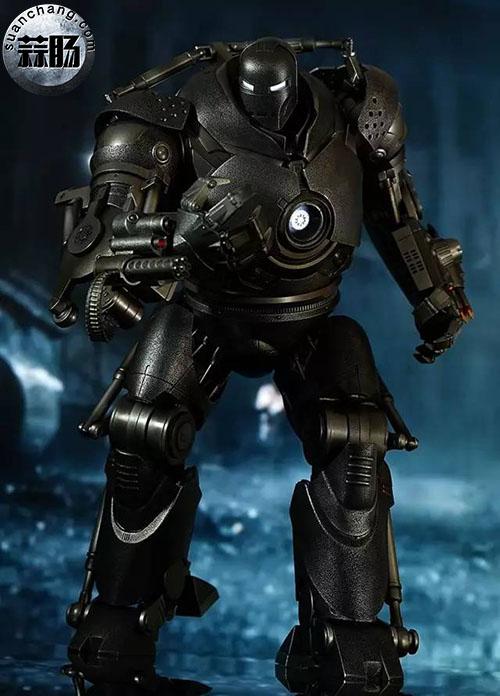 HT Hottoys 钢铁侠(Iron man)大反派-铁霸王(铁芒果)/Iron Monger 模玩 第1张