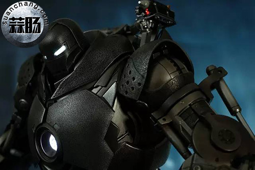HT Hottoys 钢铁侠(Iron man)大反派-铁霸王(铁芒果)/Iron Monger 模玩 第9张