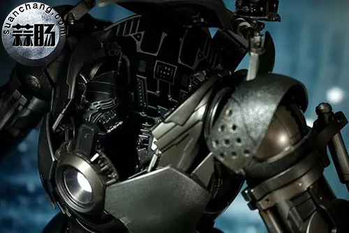 HT Hottoys 钢铁侠(Iron man)大反派-铁霸王(铁芒果)/Iron Monger 模玩 第10张