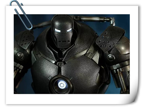 HT Hottoys 钢铁侠(Iron man)大反派-铁霸王(铁芒果)/Iron Monger