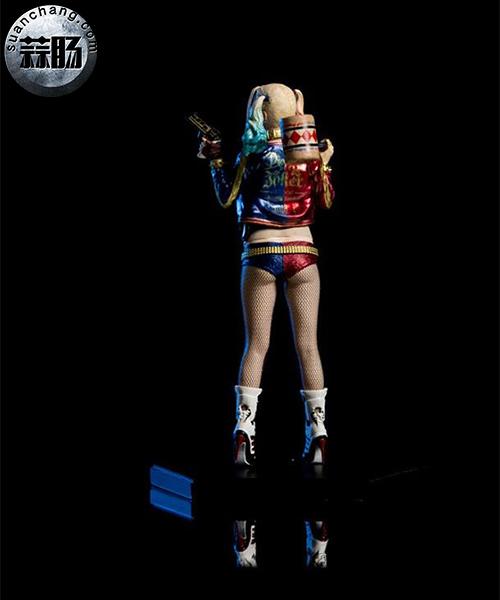 Iron Studios  推出 DC Comics  电影自杀突击队   1/10 比例小丑女 模玩 第5张