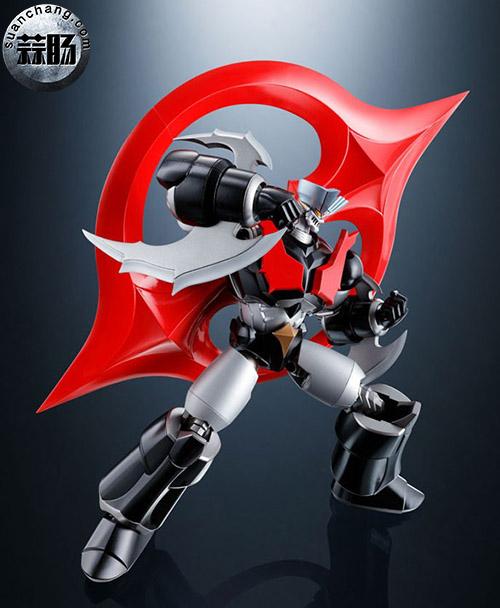 收藏福利!万代 SR超合金 超级机器人大战V 真魔神ZERO  模玩 第4张