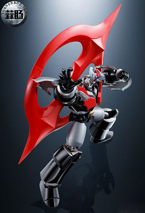 收藏福利!万代 SR超合金 超级机器人大战V 真魔神ZERO  模玩 第5张