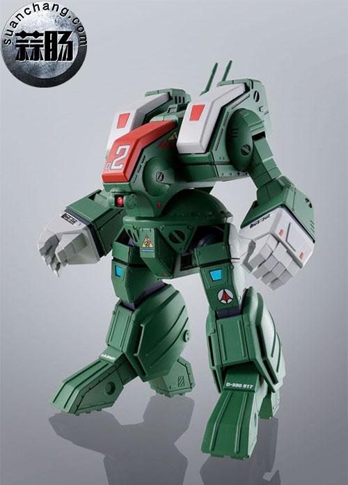 超时空要塞——万代又出斯巴达歼击机器人啦! 模玩 第1张