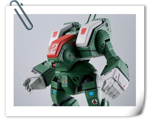 超时空要塞——万代又出斯巴达歼击机器人啦!