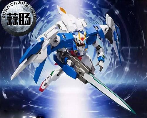 【新品参上】METAL ROBOT魂 00 Raiser+GN剑III 模玩 第3张
