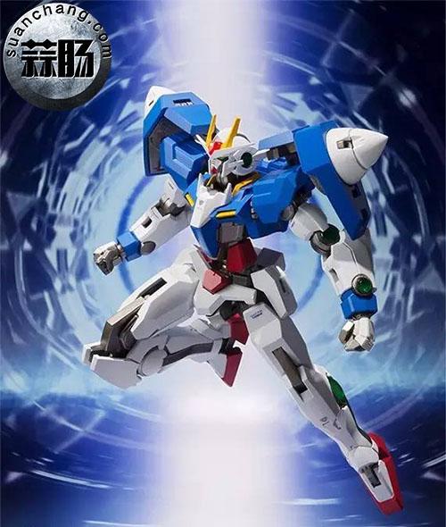 【新品参上】METAL ROBOT魂 00 Raiser+GN剑III 模玩 第4张