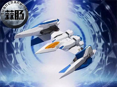 【新品参上】METAL ROBOT魂 00 Raiser+GN剑III 模玩 第6张
