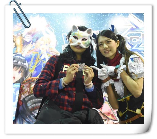 寒假赴台旅游的小伙伴有福了 可以前去观展台北国际动漫节