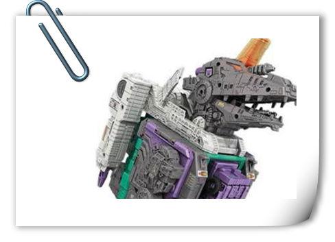 泰坦级铁甲龙渲染图公布 然而尾巴被吐槽太短了