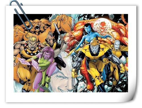 """西蒙·金伯格谈《X战警宇宙》时透露""""流放者""""有望登场"""