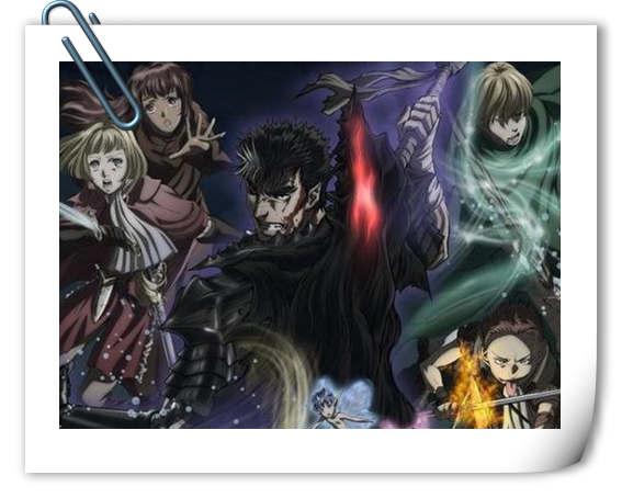 《剑风传奇》漫画宣布再次连载 TV动画也即将开播