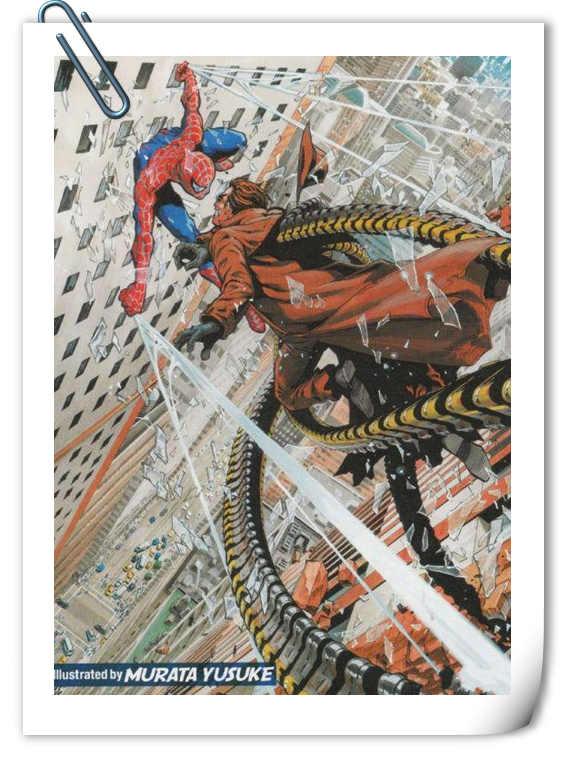 《周刊少年JUMP》40周年超清海报公开 《一拳超人》作者再现深厚功力