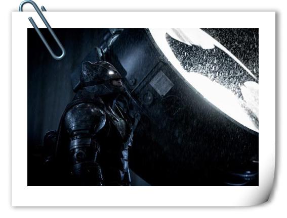 从头再来,希望有个好结局 《蝙蝠侠》剧本遭重写
