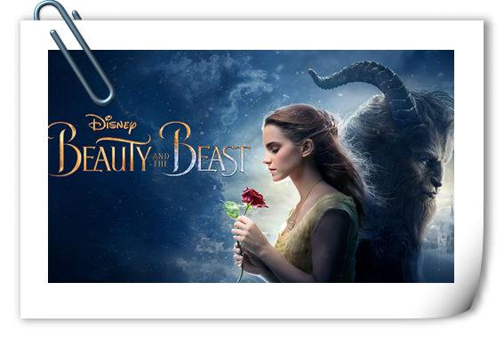 超赞!《美女与野兽》中国首周票房超三亿!