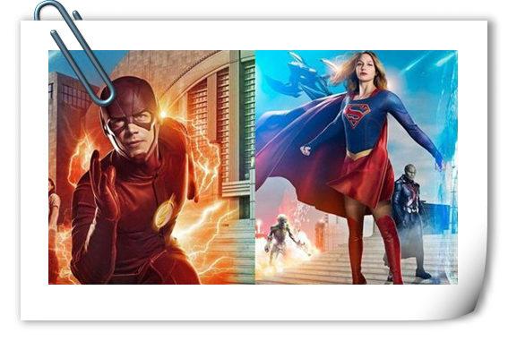 《闪电侠》《女超人》交叉集起舞片段公开,好似印度歌舞片