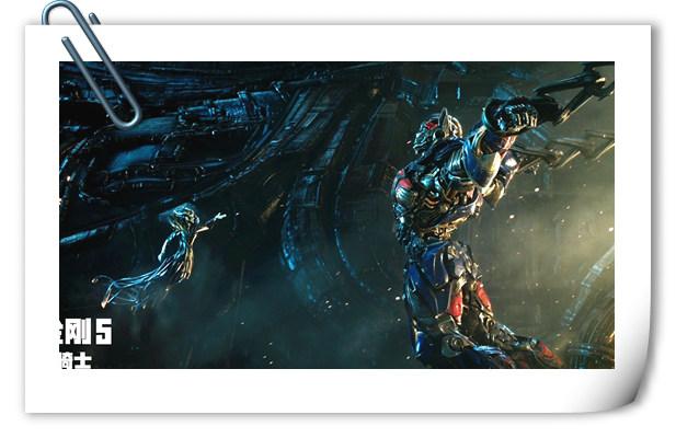 《变形金刚5》正式预告片,擎天柱想毁灭人类?!