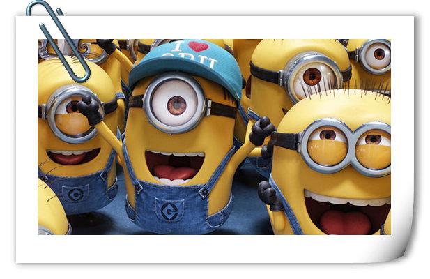 小黄人又来了!《神偷奶爸3》最新片段公开!