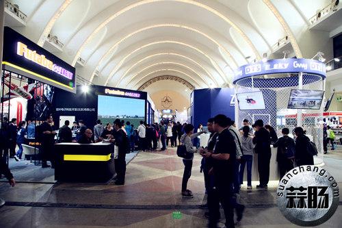 中国国际模型博览会 说说那些歪果仁都喜欢哪些模型吧 漫展 第1张