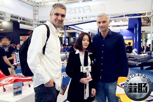 中国国际模型博览会 说说那些歪果仁都喜欢哪些模型吧 漫展 第6张
