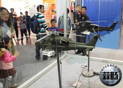 中国国际模型博览会 说说那些歪果仁都喜欢哪些模型吧 漫展 第13张