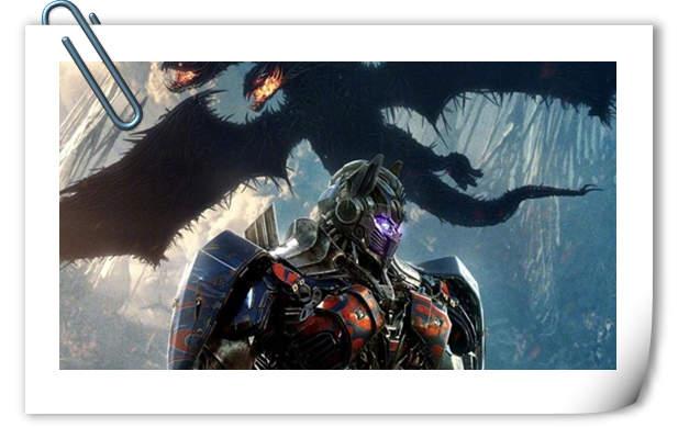 柱子哥的腰抢镜 《变形金刚5》IMAX海报首度公开!