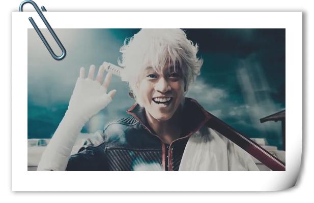 介个预告有辣么可爱 真人版《银魂》大电影正式预告片大首播!