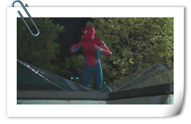 《蜘蛛侠:英雄归来》新国际版预告公开 直播网红小蜘蛛上线
