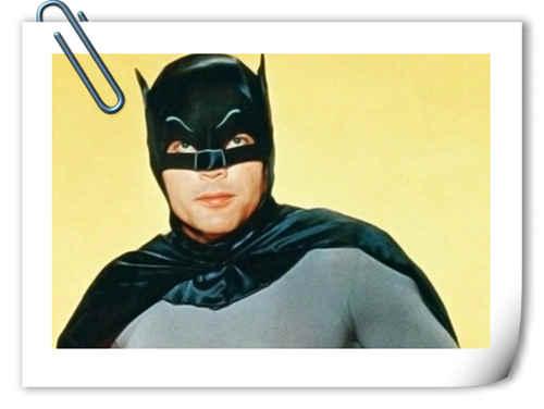 蝙蝠侠扮演者Adam West病逝 这个经典的扮演者一路走好