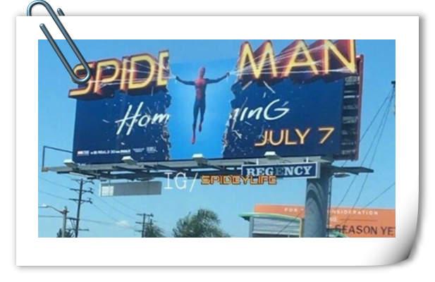 《蜘蛛侠:英雄归来》全新海报及特别剧照公开 可以说很酷炫了