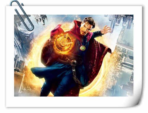 奇异博士正式进入《复联3》了 !