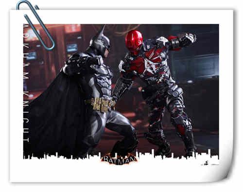 阿卡姆骑士也来了 HotToys推出《蝙蝠侠:阿卡姆骑士》