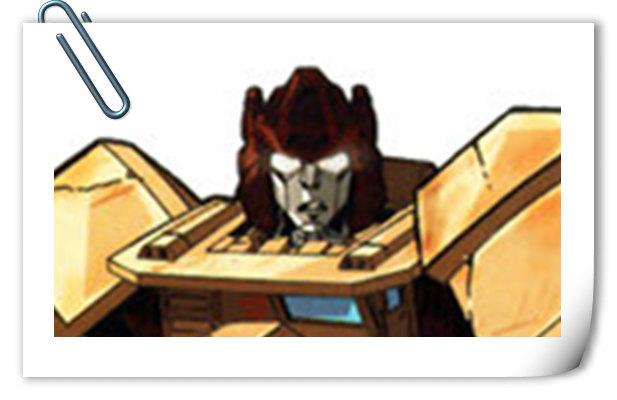 变形金刚G1系列人物介绍 垃圾虫