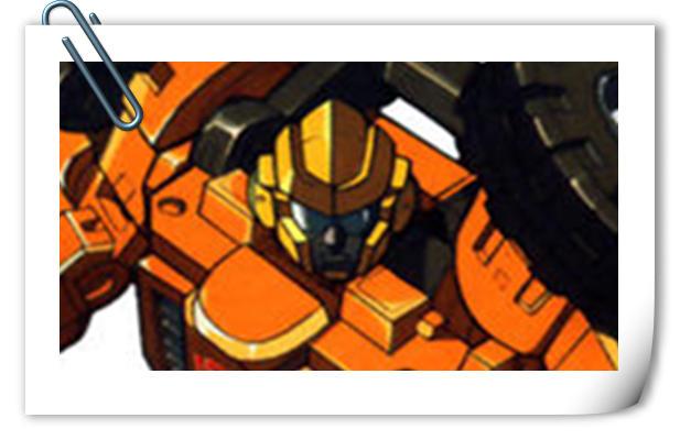变形金刚G1系列人物介绍 大铁铲