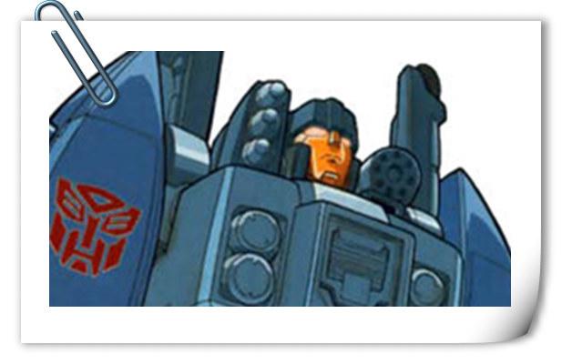 变形金刚G1系列人物介绍 空战