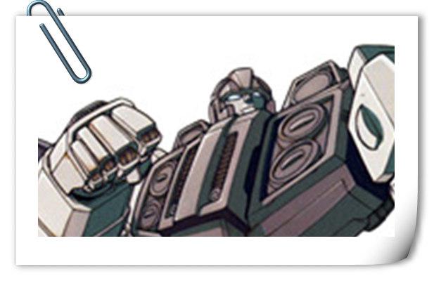 变形金刚G1系列人物介绍 裂地