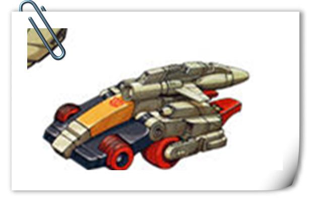 变形金刚G1系列人物介绍 地灵