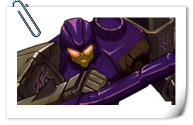 变形金刚G1系列人物介绍 臭虫
