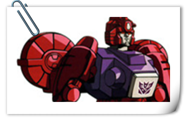 变形金刚G1系列人物介绍 蜥怪