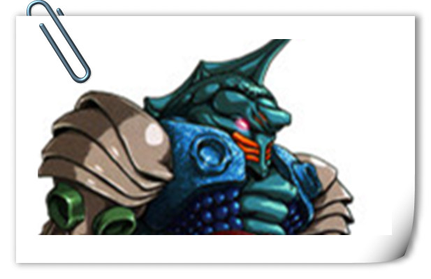变形金刚G1系列人物介绍 深海霸王