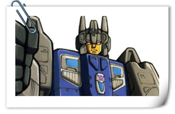 变形金刚G1系列人物介绍 震颤