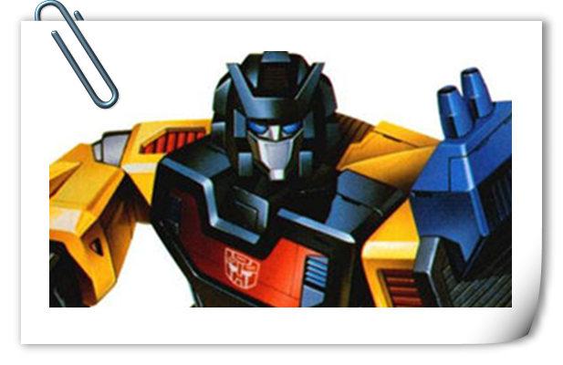 变形金刚G1系列人物介绍 拉斯达