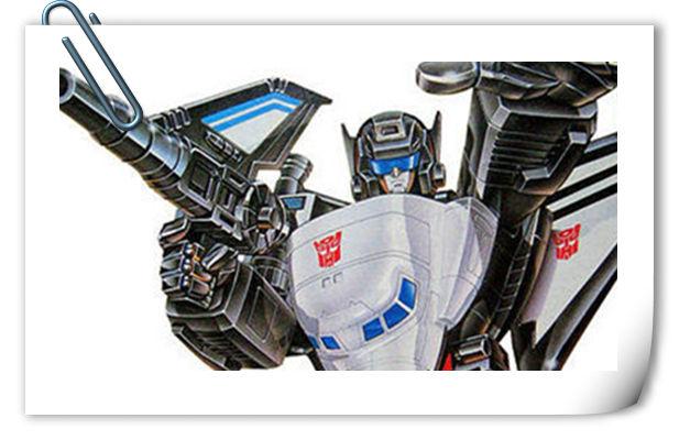 变形金刚G1系列人物介绍 星际梭
