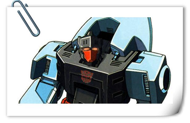 变形金刚G1系列人物介绍 探子号