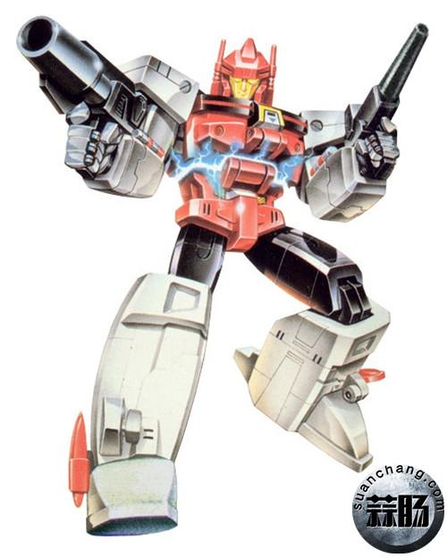 变形金刚G1系列人物介绍 翅膀、摇摆 变形金刚人物百科