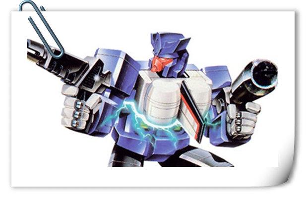 变形金刚G1系列人物介绍 马赫、滑轮